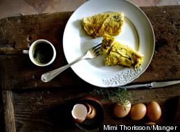 Omelettes Are Just Delicious Magic Tricks