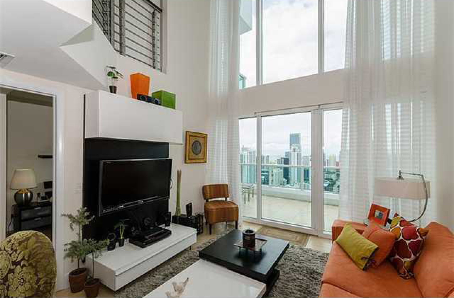 7 chic miami lofts for sale  photos