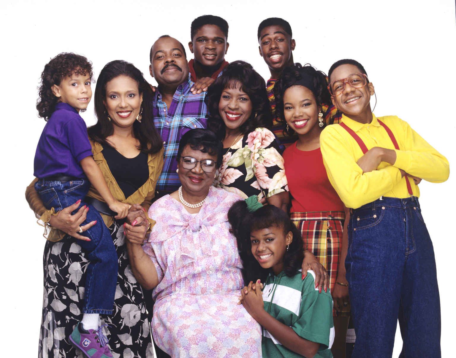 'Family Matters': Where Are They Now, 15 Years After The ... Rosetta Lenoire English