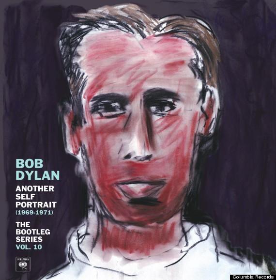 bob dylan album artwork