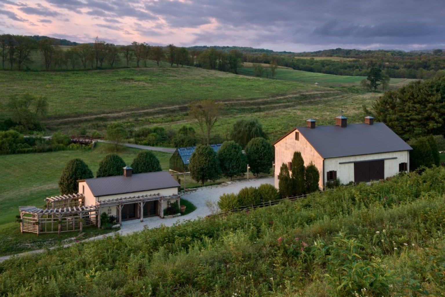 39 the farm 39 featured on bravo 39 s 39 property envy 39 will for Ranch and rural living