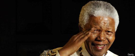 NELSON MANDELA BIRTHDAY