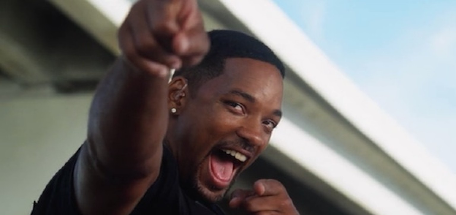 Will Smith Haircut In Bad Boys 2