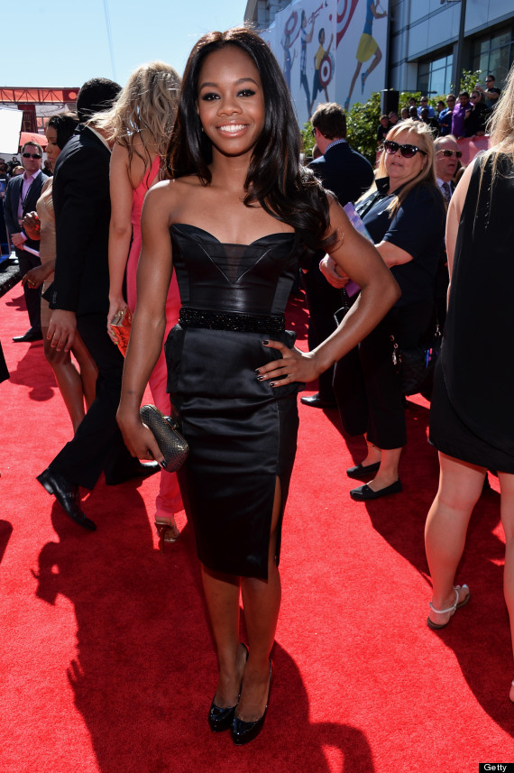 gabby douglas espy awards