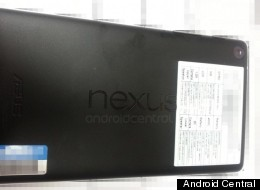 google nexus 7 2 leak