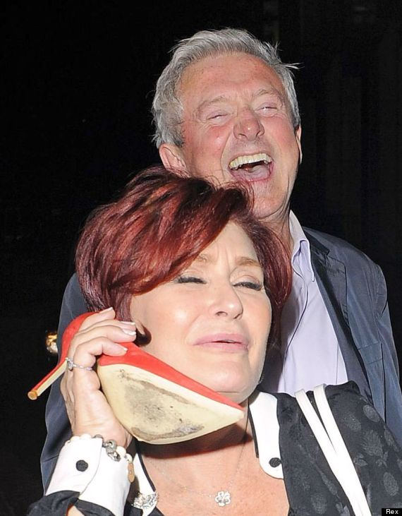 sharon osbourne louis walsh