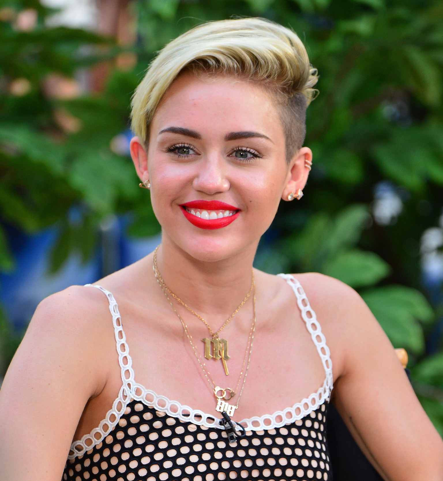 Miley Cyrus: Miley Cyrus' Haircut 'Changed Her Life