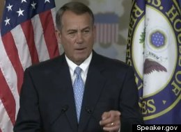 John Boehner Insists It's 'Nonsense' 112th Congress Was Least Productive, Even Though It Was