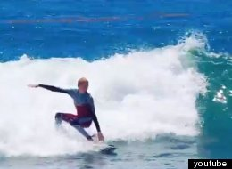 This Teen Is One Of The Best Amateur Surfers In The World