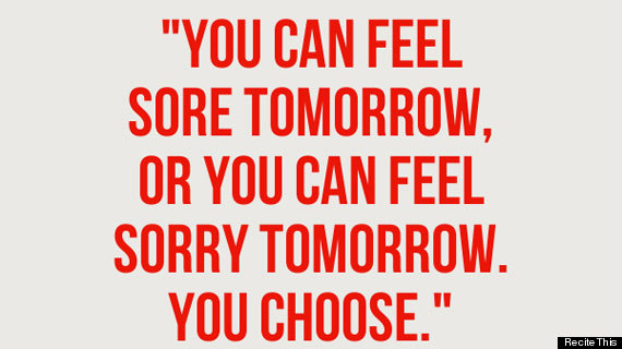 5 Fitness Quotes That Are The Absolute Worst Huffpost