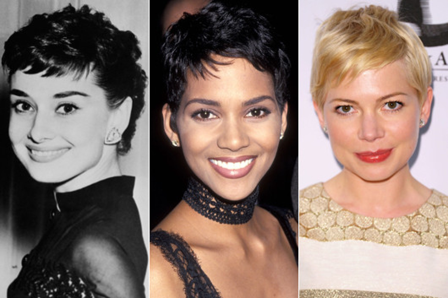 Excellent Boy Crop Hairstyles We Love From Audrey To Mia To Halle Photos Hairstyles For Men Maxibearus