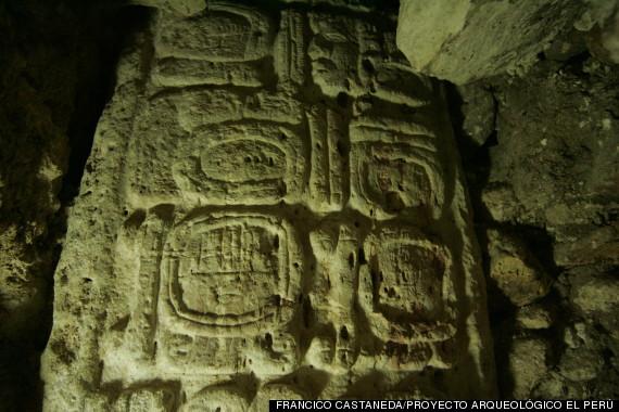 stone monument maya