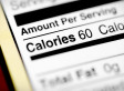 Calorie Recommendations May Not Influence How Much You Consume, Study Suggests