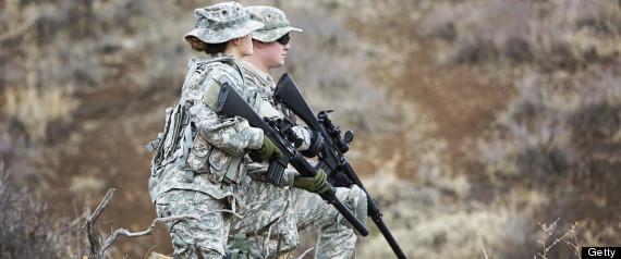 FEMALE SOLDIERS AMERICAN