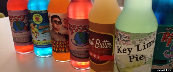 Rocket fizz soda taste test these flavors are not your everyday soda - Unknown uses of baking soda ...