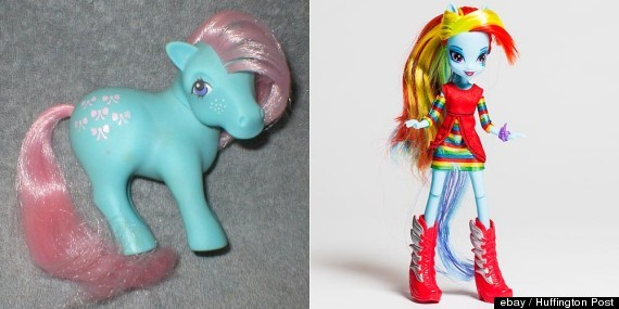 From Pony To Person: The Disturbing Evolution Of My Little Pony, In