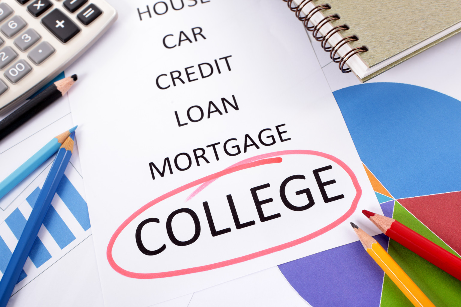 college debt Total outstanding college debt is estimated at $1 trillion dollars — and with costs still soaring, the burden on students and their families shows no signs of abating.