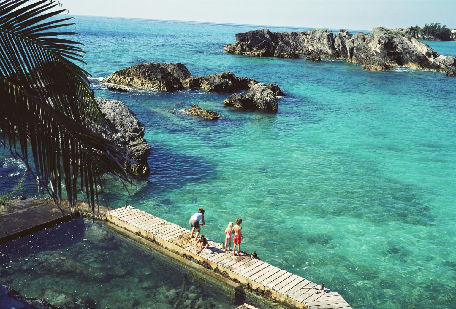 Фото девушек с бермудских островов 3 фотография