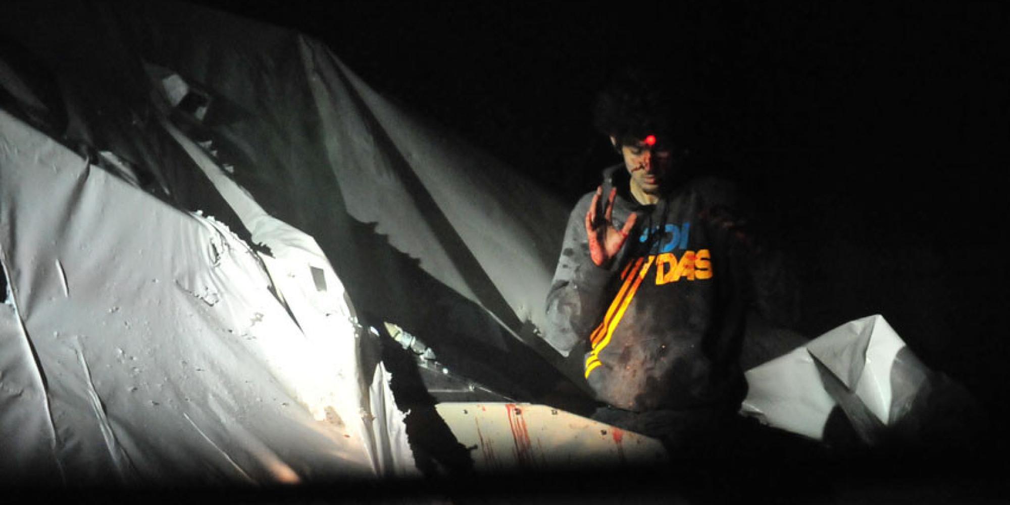 Boston Bombing Suspect Dzhokhar Tsarnaev