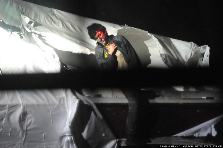 : New Pictures Emerge From Boston Bombing Suspect Manhunt (UPDATE