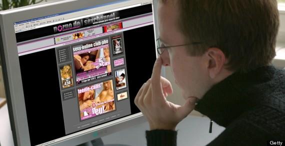 porn website
