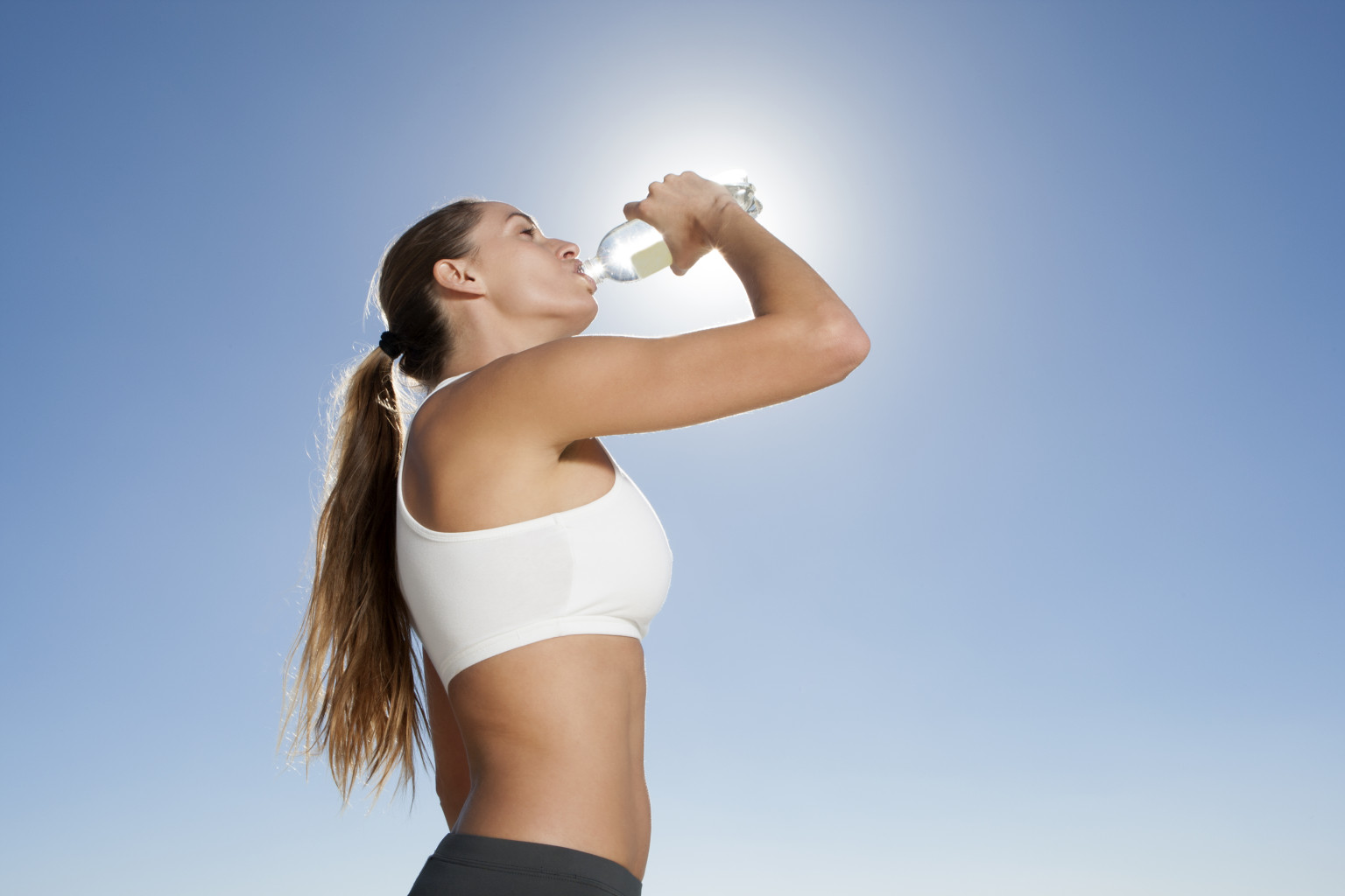 'Sweat Machine' Turns Perspiration Into Drinking Water