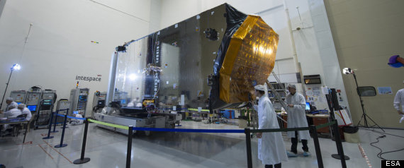 nasa esa alphasat broadband