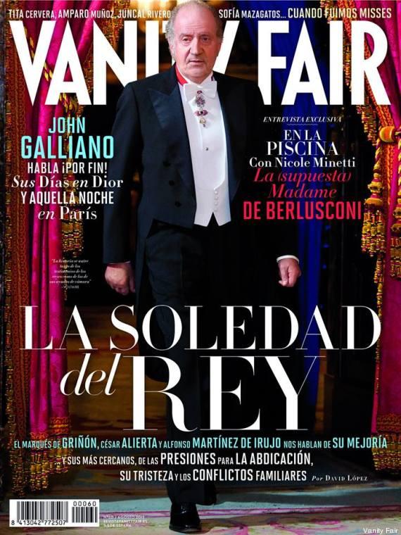 vanity fair rey