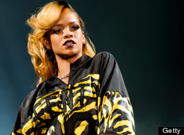 Rihanna Wants £3m In Damages For The Use Of Her Face