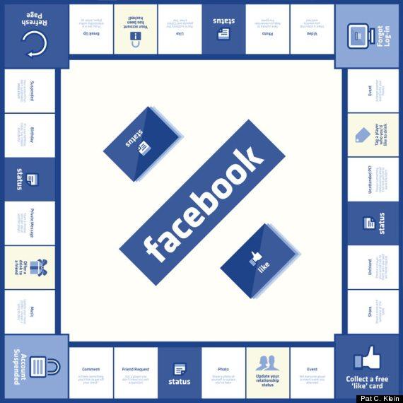 facebook theboard game