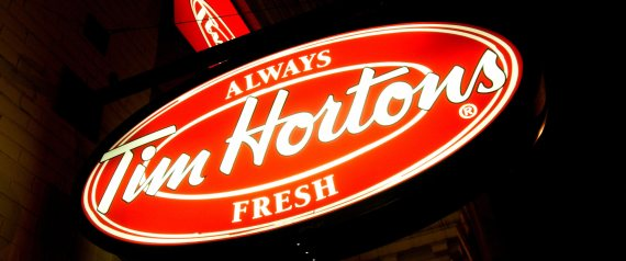 TIM HORTONS BLOCKS GAY SITE
