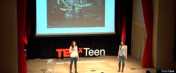 TEEN TED TALKS