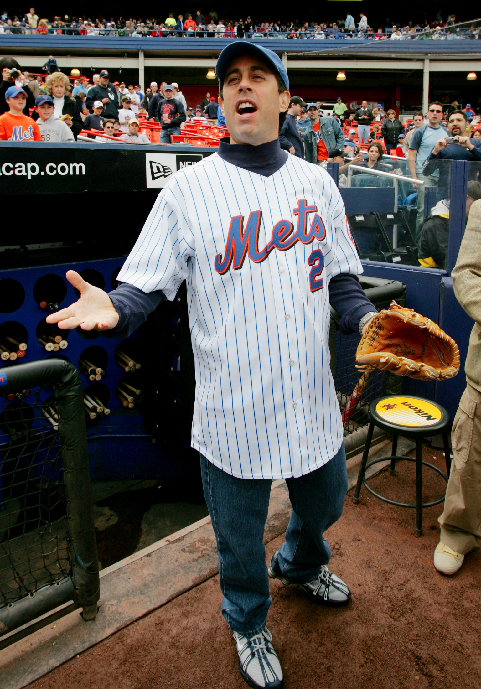 Jerry Seinfeld Talks Mets Fans Comedian Embarrassed By