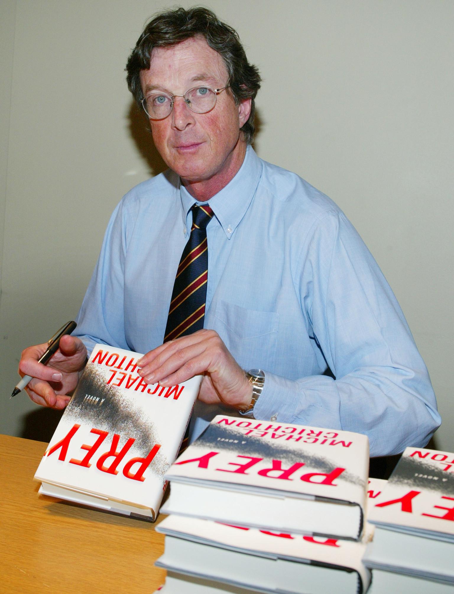Michael Crichton rising sun