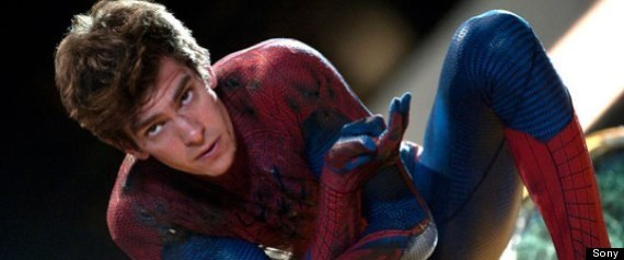 Andrew Garfield The Amazing Spider Man 2