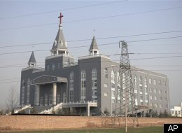 China Mega Church
