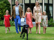 Dutch Royal Family Portraits Show Off Queen Maxima's Stylish Brood (PHOTOS)