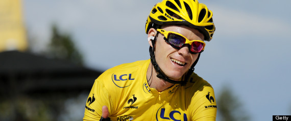 Chris Froome Grands Prix cyclistes