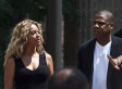 Jay Z & Beyonce At Trayvon Martin Rally In New York City (PHOTO)