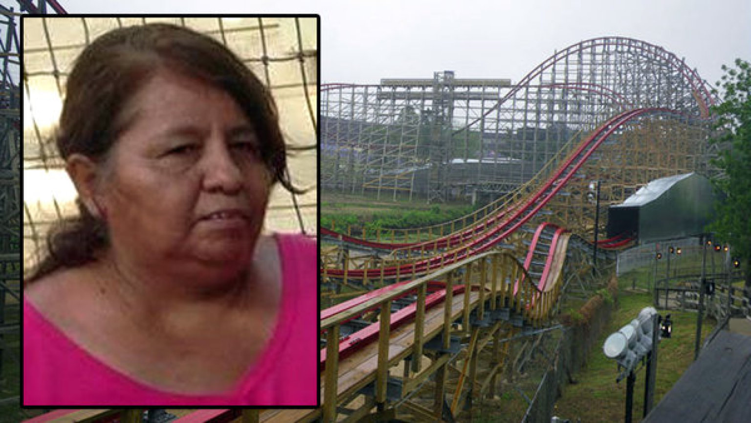 Rosy Esparza Identified As Six Flags Roller Coaster Victim; Distraught