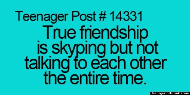 Teenager Post Quotes About Friends. QuotesGram |Teenager Post About Friendship