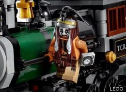 lego lone ranger review