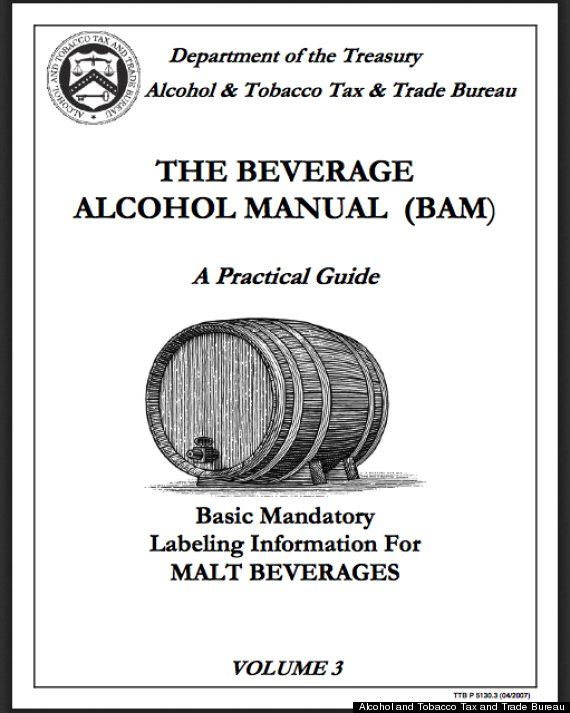 beverage alcohol manual