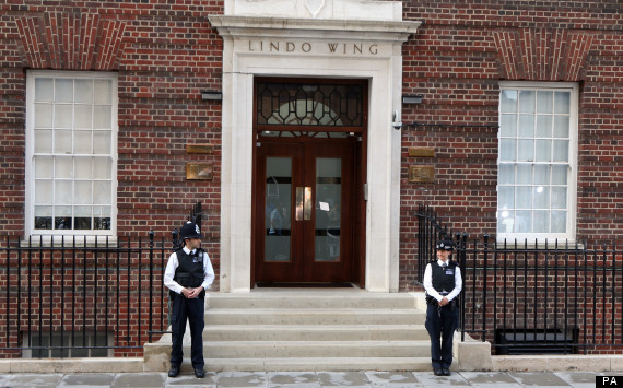 royal baby lindo wing
