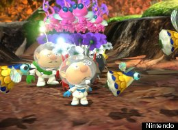 pikmin 3 uk review