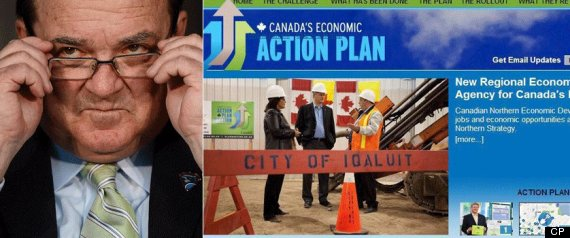 Economic Action Plan Ads
