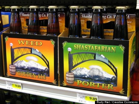 weed golden ale