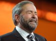 Thomas Mulcair's New Democrats Drift Into The Background