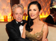 Catherine Zeta-Jones And Michael Douglas Separate