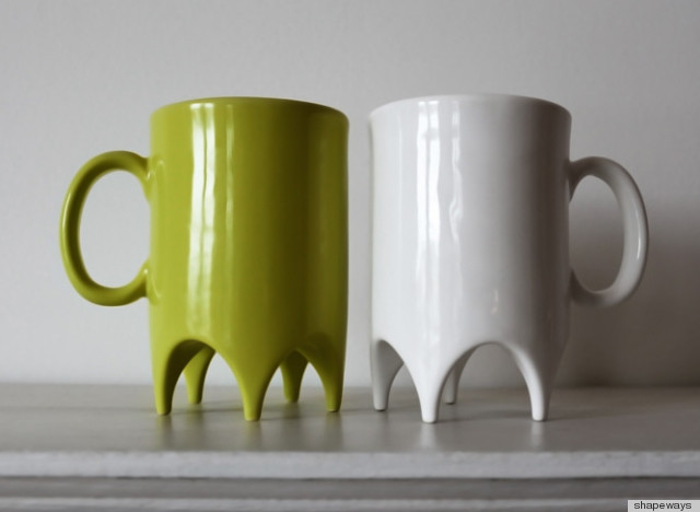 6 3d printed housewares that solve the problem of gifts